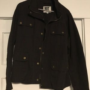 Brown Kut jacket